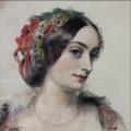 james rannie swinton portrait of lady frances waldegrave 1830 watercolour private collection