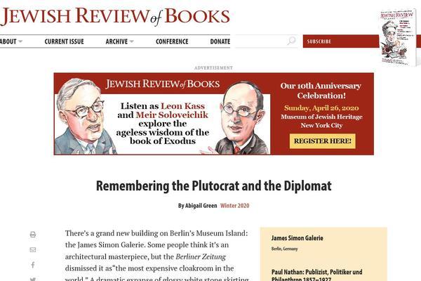 jrb remembering the plutocrat
