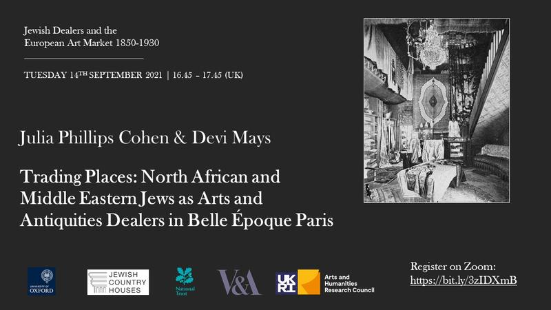 jewish dealers keynote lecture cohen and mays